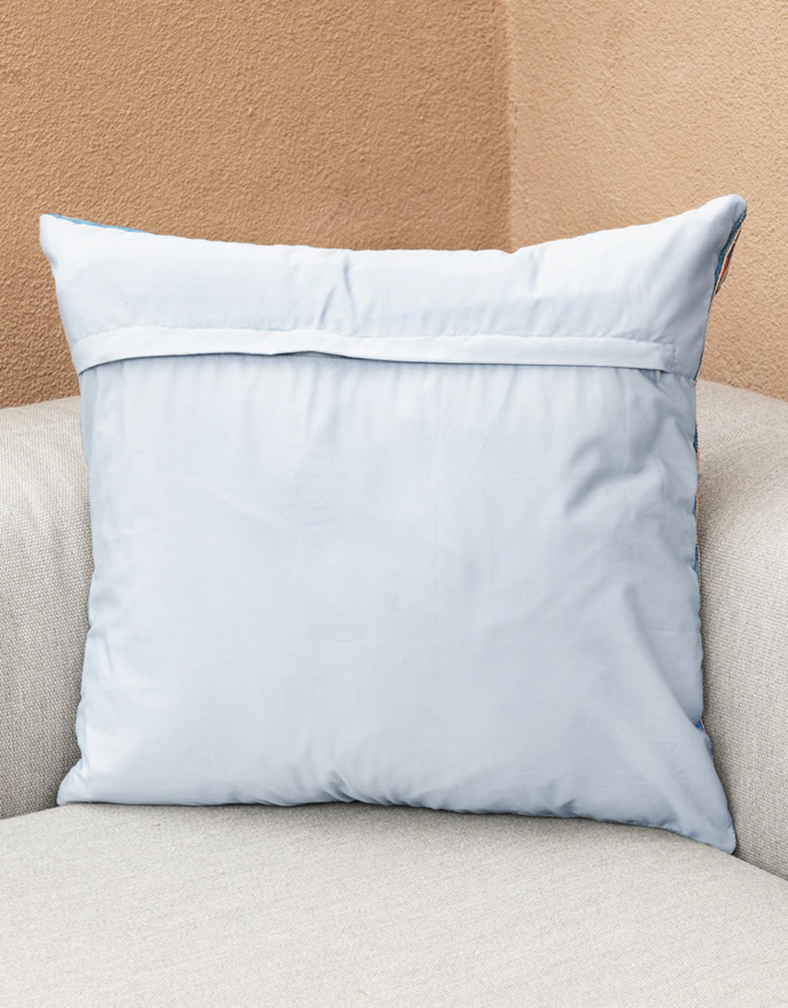 Nazarov Family Umai Pillow Turquoise