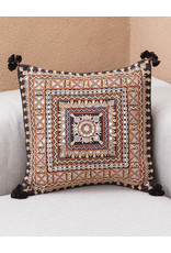 Shisha White Sun Pillow