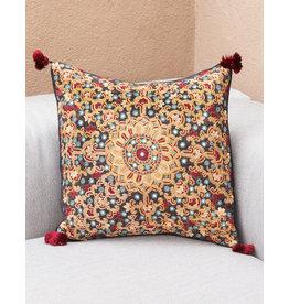 Shisha Yellow Sun Pillow