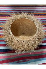 Tahiana Handwoven Vetiver Nest Basket Large