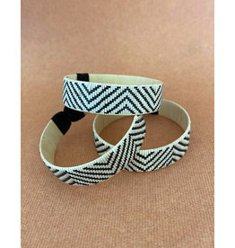 Zenu Tribal Bracelet Design 3 Cream
