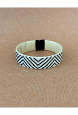 Finatur Zenu Tribal Bracelet Chevron Cream