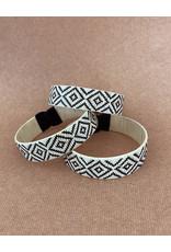 Zenu Tribal Bracelet Diamond Cream