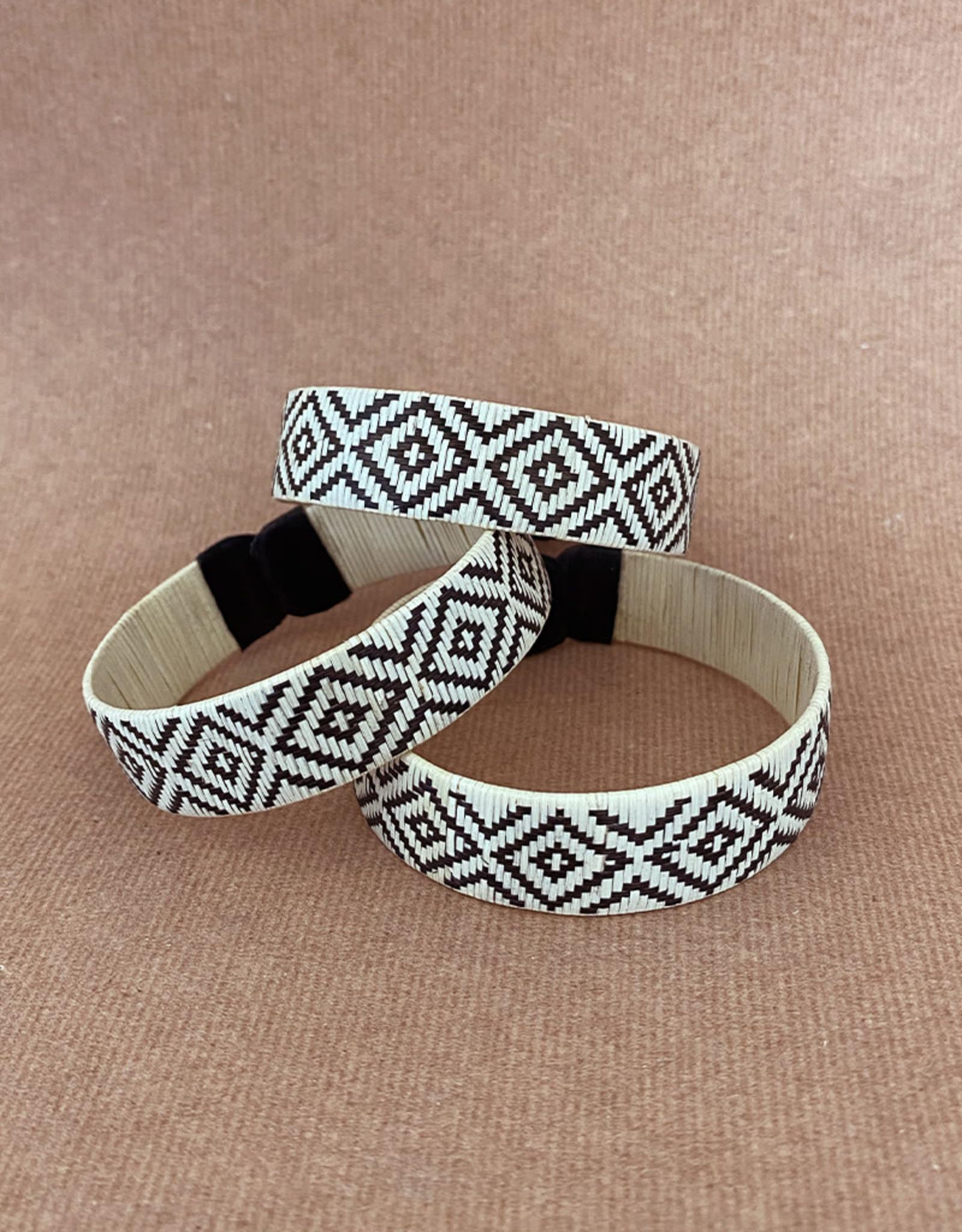 Finatur Zenu Tribal Bracelet Diamond Cream
