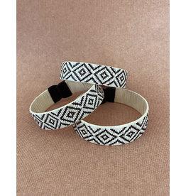 Zenu Tribal Bracelet Design1 Cream