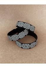Zenu Tribal Bracelet Diamond Black