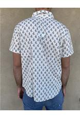 Dharan Holiday Shirt Indigo