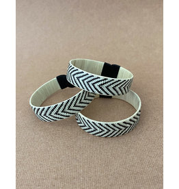 Zenu Tribal Bracelet Arrow Cream