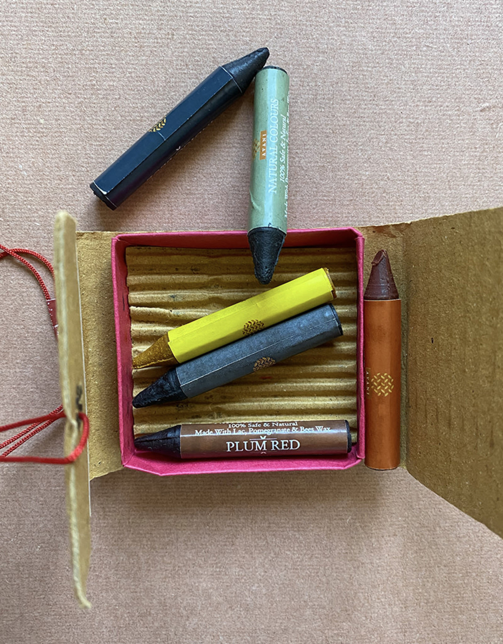 Avani Natural Dye Crayon Set