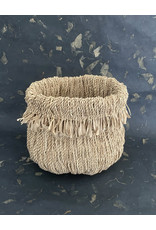 Omba Folded String Basket Large Natural