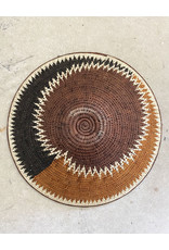 Omba Kavango Basket Flame Brown