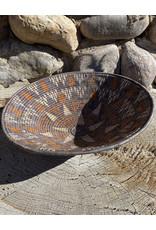 Omba Kavango Basket Starburst Grey Natural
