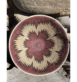 Omba Kavango Basket Flower Lavendar