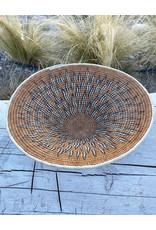 Omba Kavango Basket Sunburst Natural White