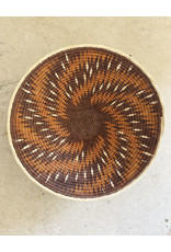 Omba Kavango Basket Starburst Brown Natural White