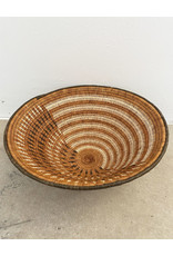 Omba Kavango Basket Horizon Natural White