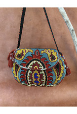 Gulnora Suzani Classic Bag Sky