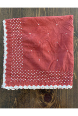 Sidr Craft Sidra Bandana Dots Pomegranate