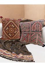 Shisha Pillow Red Cream