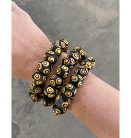 Cedi King Bead Bracelet Evil Eye