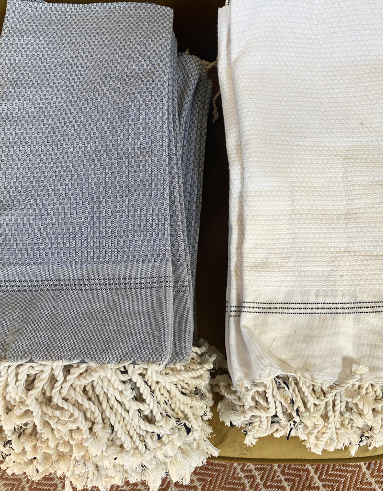 Comptoir Hand Towel Navy