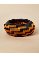 Finatur Werregue Basket Bangle Orange Black