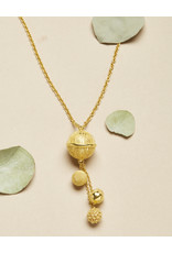 Kokku Grand Tris Necklace