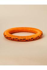 Finatur Wounaan Bangle Orange Black