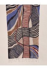 Haridra Cubist Scarf 5