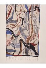 Haridra Cubist Scarf 16