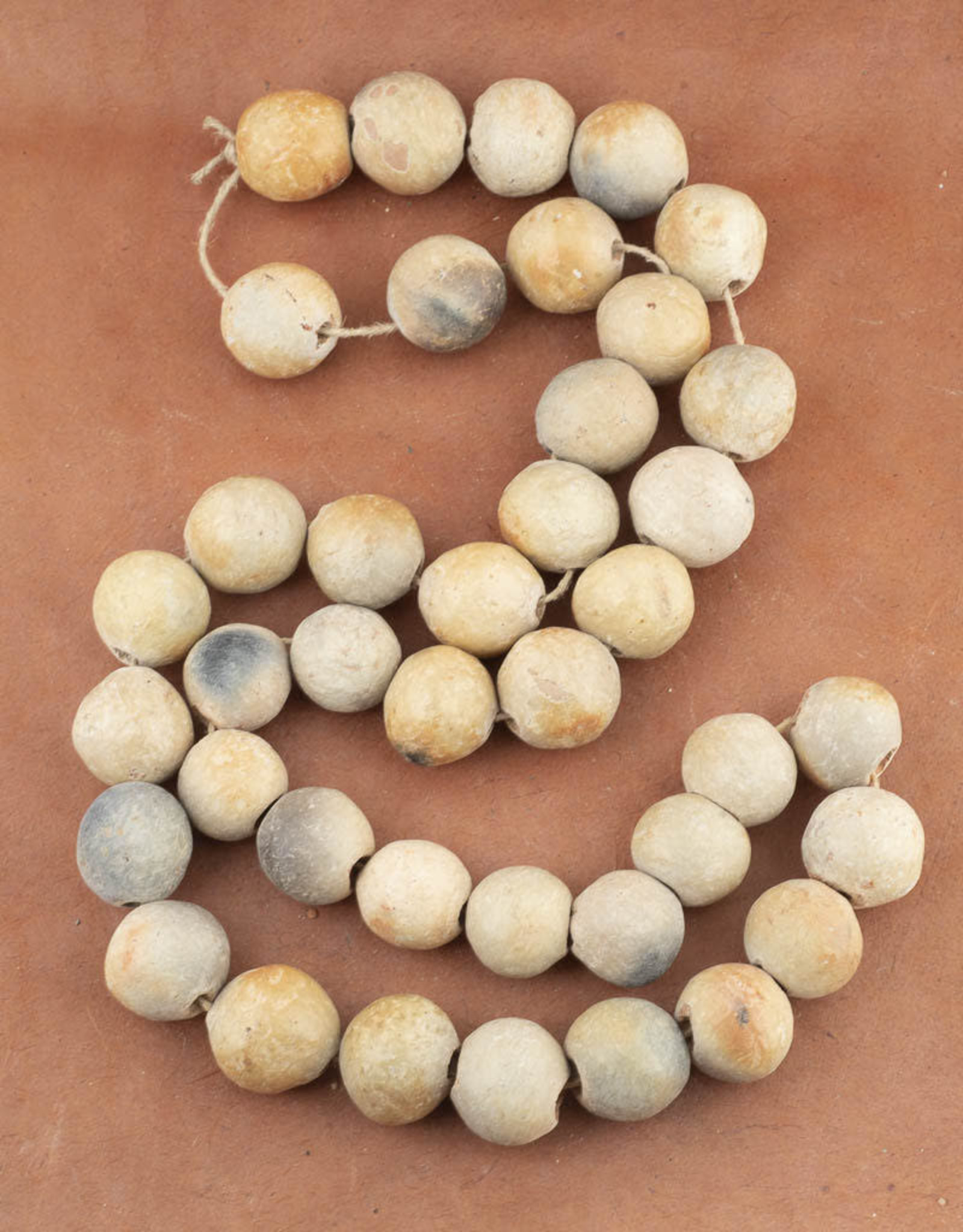 Sejnene Handmade Natural Clay Beads