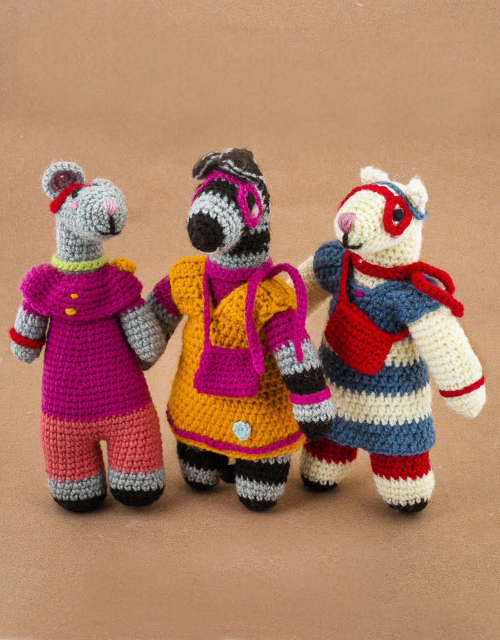 Omba Makeena Mongoose Stuffed Animal