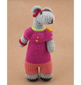 Omba Mo Mouse Stuffed Animal