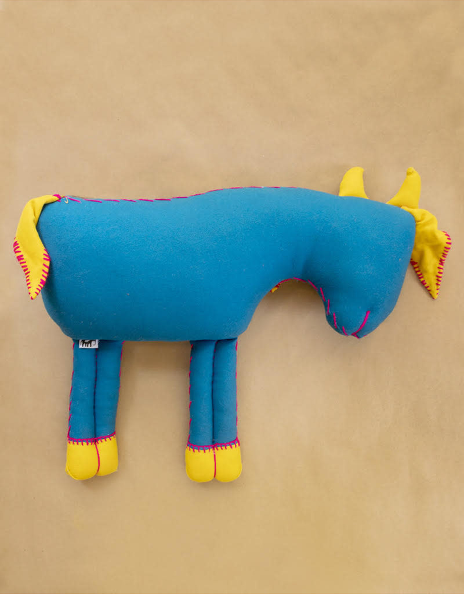 Turquoise Small Goat