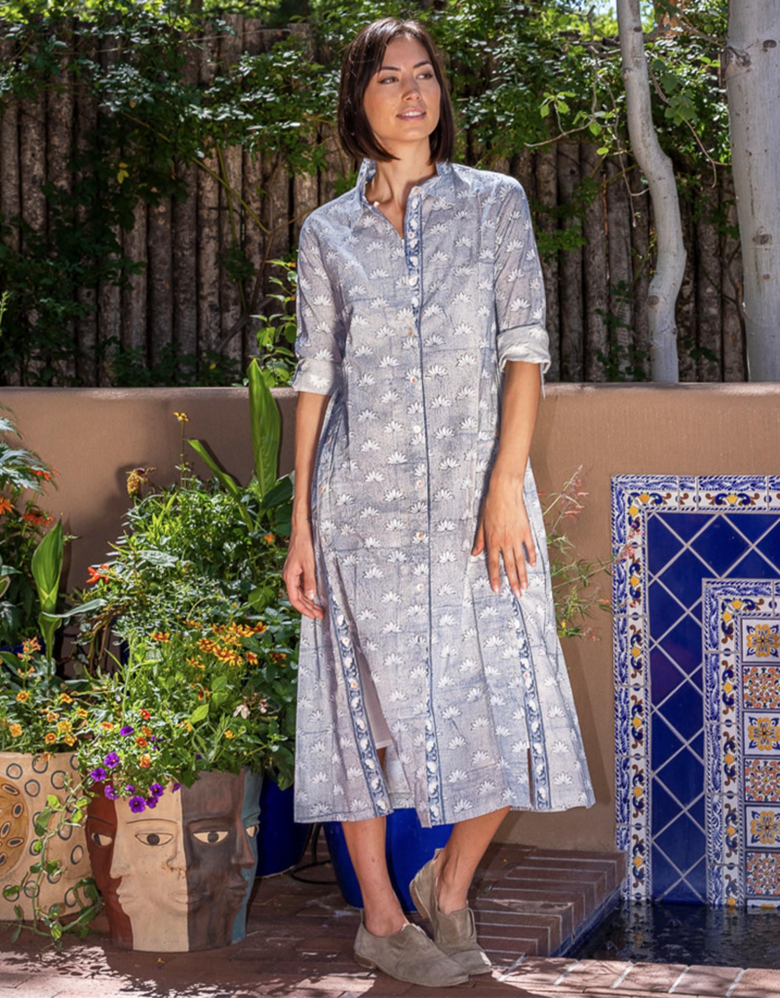 Dharan Lotus Dress