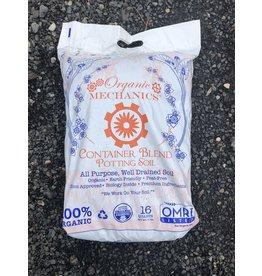 ORGANIC MECHANICS ORGANIC MECHANICS CONTAINER BLEND 16 QUART BAG OM PLANTING MEDIUM
