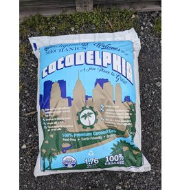 ORGANIC MECHANICS COCODELPHIA COCONUT FIBER SOIL AMMENDMENT 2 CUBIC FOOT BAG OM