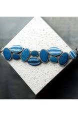 Jilzarah Jilzarah Cobblestone Bracelets