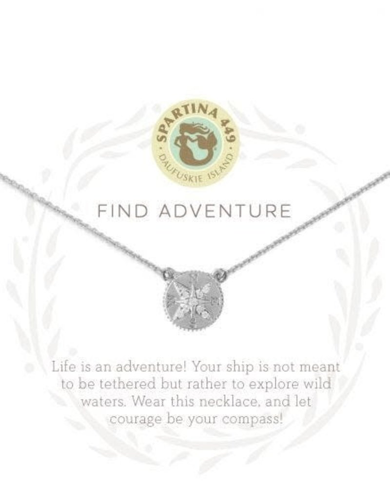 Spartina Sea La Vie Adventure Necklace