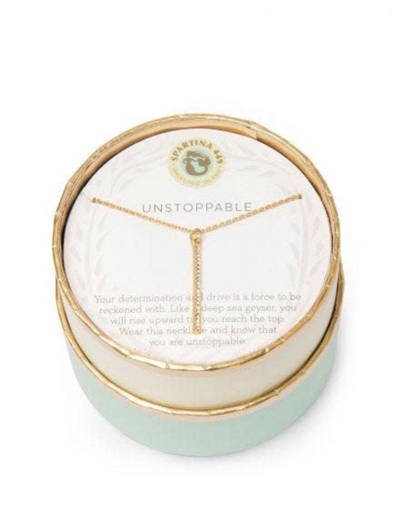 Spartina 449 Sea La Vie Unstoppable Necklace - Gold