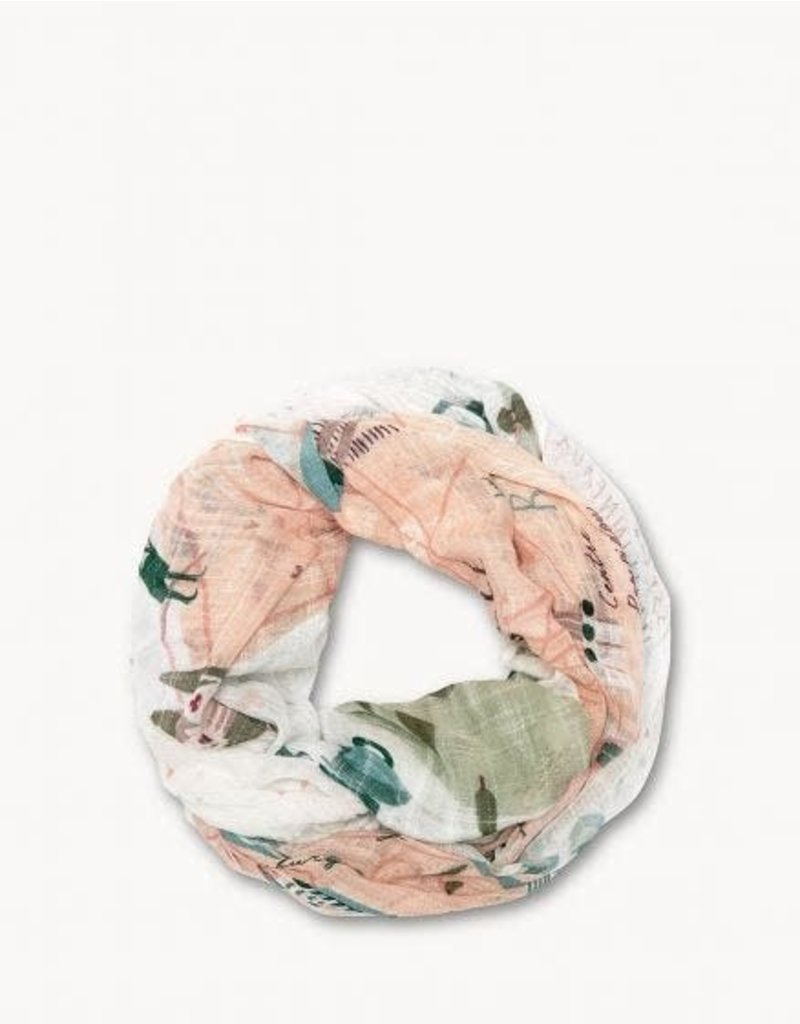 Spartina Paris Scarf