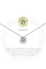 Spartina 449 Sea La Vie Dance Necklace - Silver