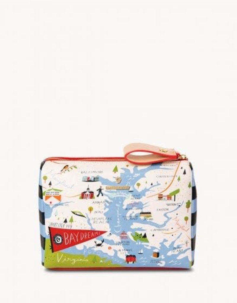 Spartina Bay Dreams Carry All Case