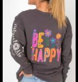 Natural Life Be Happy T-shirt