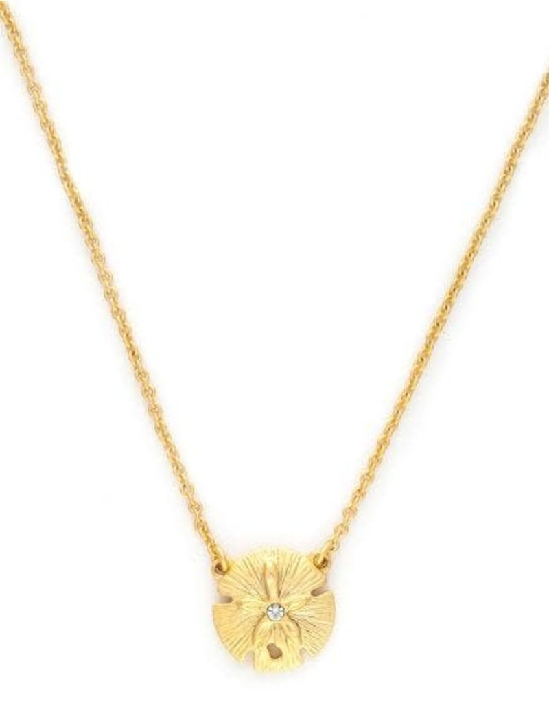 Spartina Sea La Vie Sea Wonders Necklace - Gold