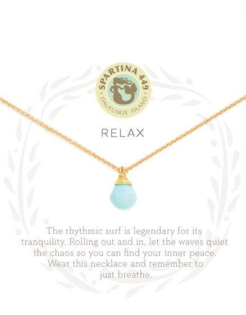 Spartina 449 Sea La Vie Relax Necklace