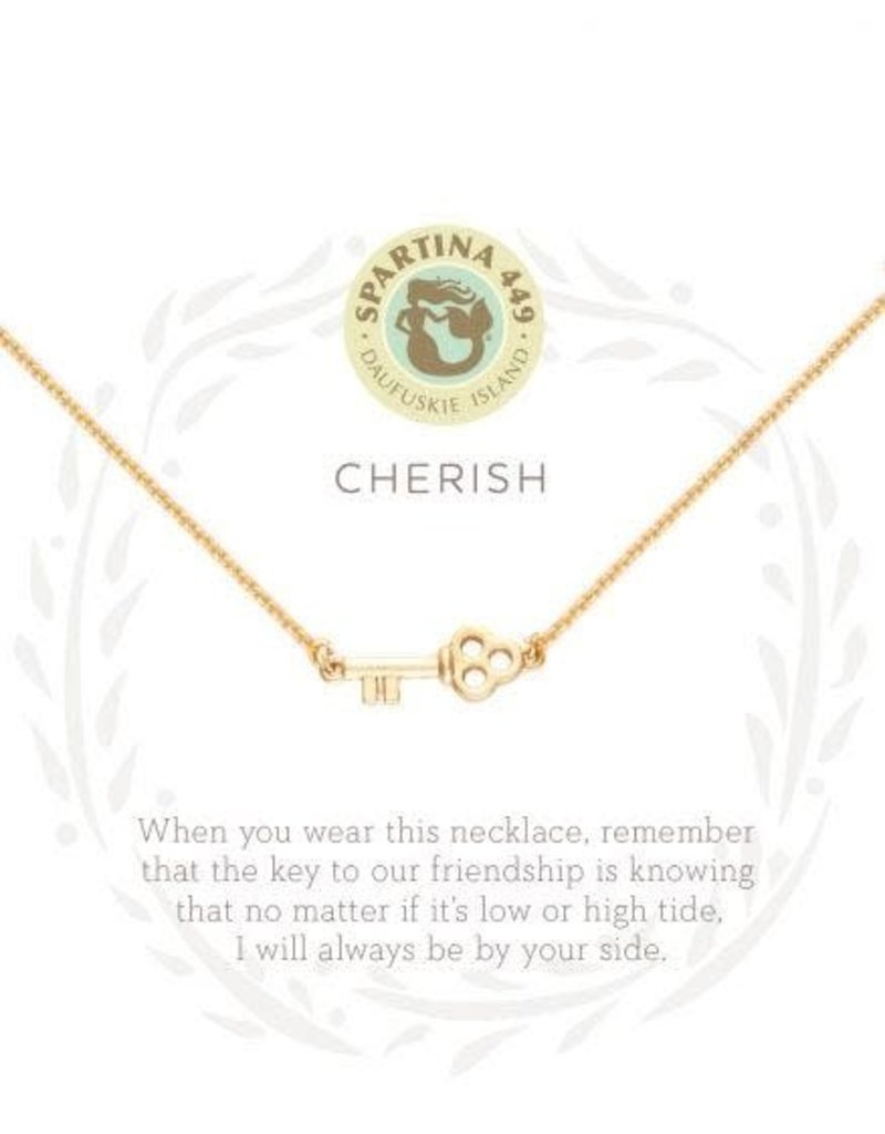Spartina Sea La Vie Cherish Necklace