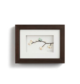 Blossoms & Butterfly Wings Wall Art