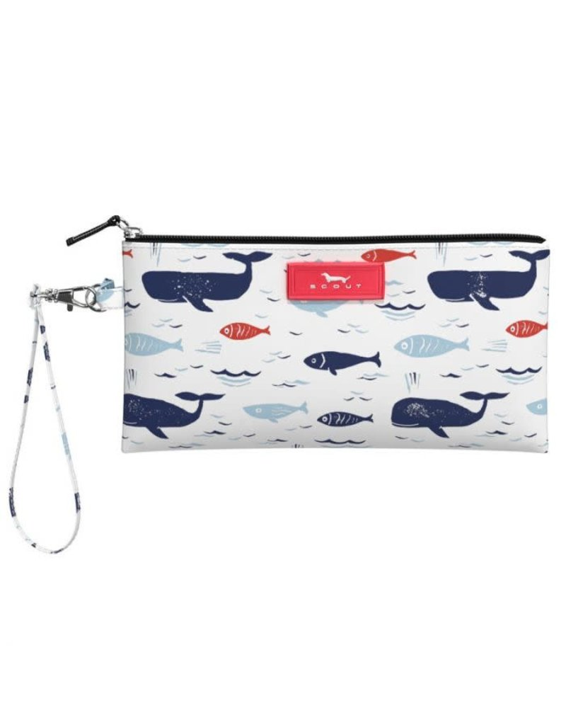 Scout Kate Wristlet - All Is Whale