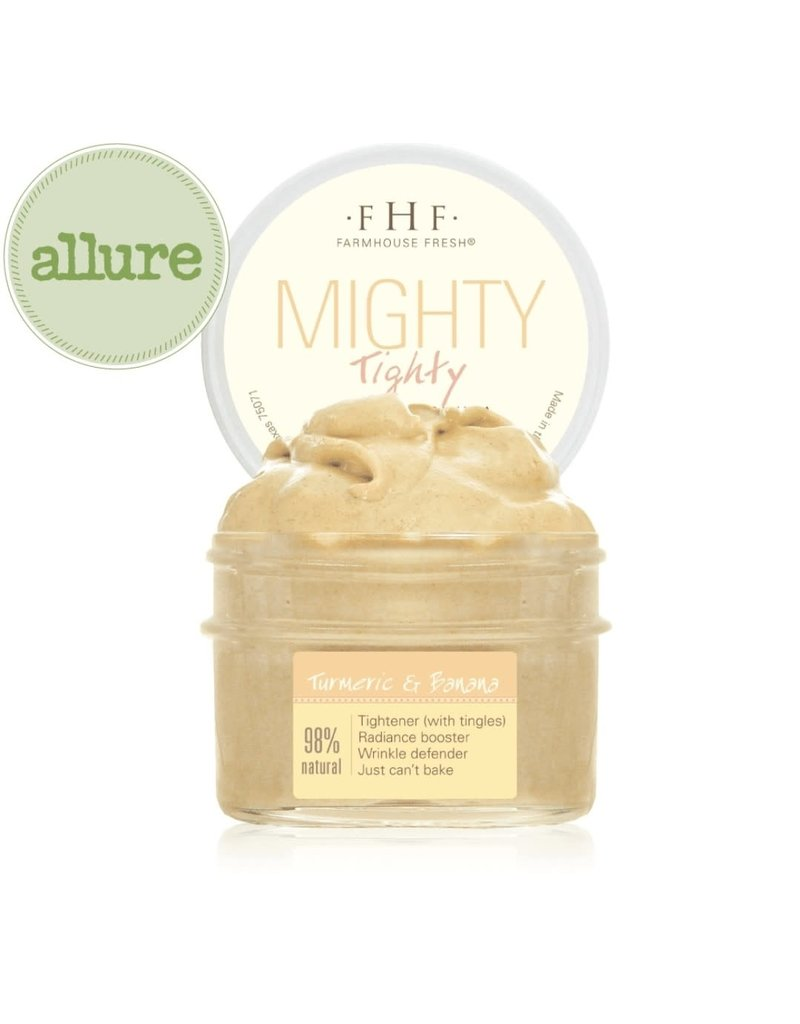 Farmhouse Fresh Mighty Tighty Tumeric & Banana Mask